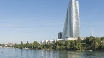 Herzog & de Meuron da record per la Roche Tower a Basilea
