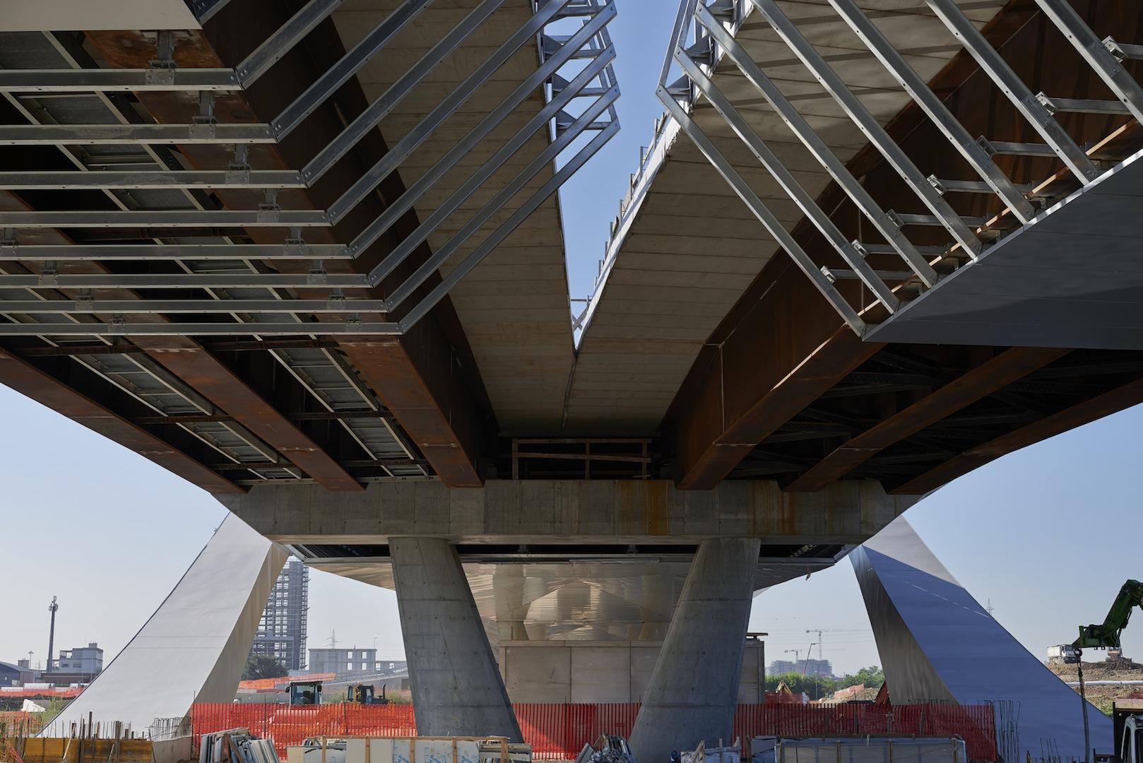 Come il bim servito a costruire i ponti di expo 2015 for Antonio citterio architetto