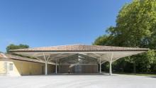 Architettura del vino: la nuova cantina di Norman Foster in Francia