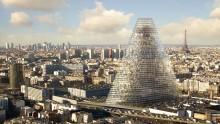 Tour Triangle: il grattacielo piramide di Herzog & de Meuron si farà