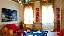 Interior Design e percezione visiva: colore, contrasti e armonie