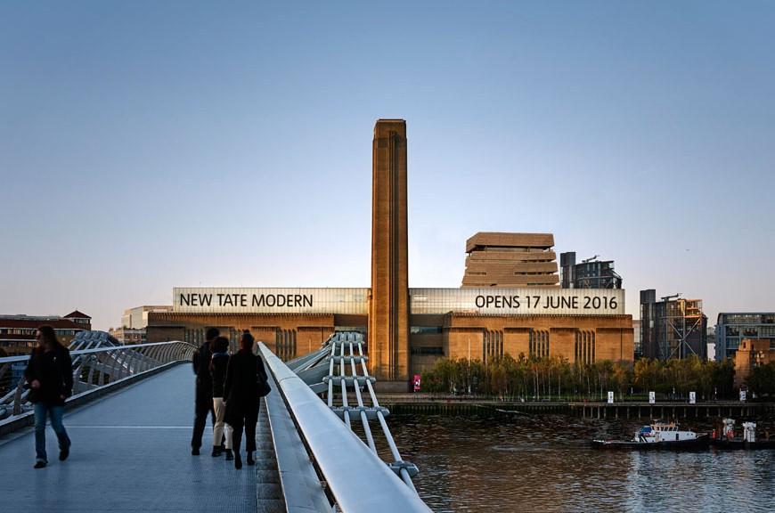 Tate-Modern - courtesy of Hayes Davidson e Herzog & de Meuron
