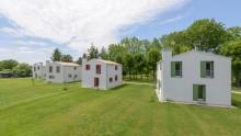 Cohousing Quattro Passi di Tamassociati: l'involucro efficiente