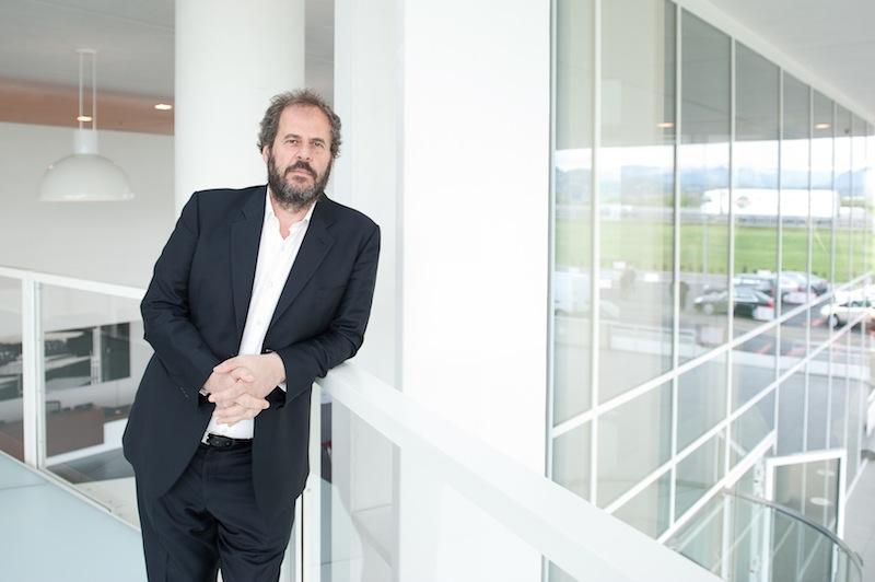 Mario Cucinella (foto di Luca Maria Castelli)
