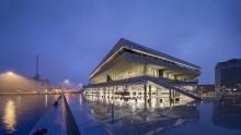 Dokk1, la biblioteca più grande dei paesi nordici