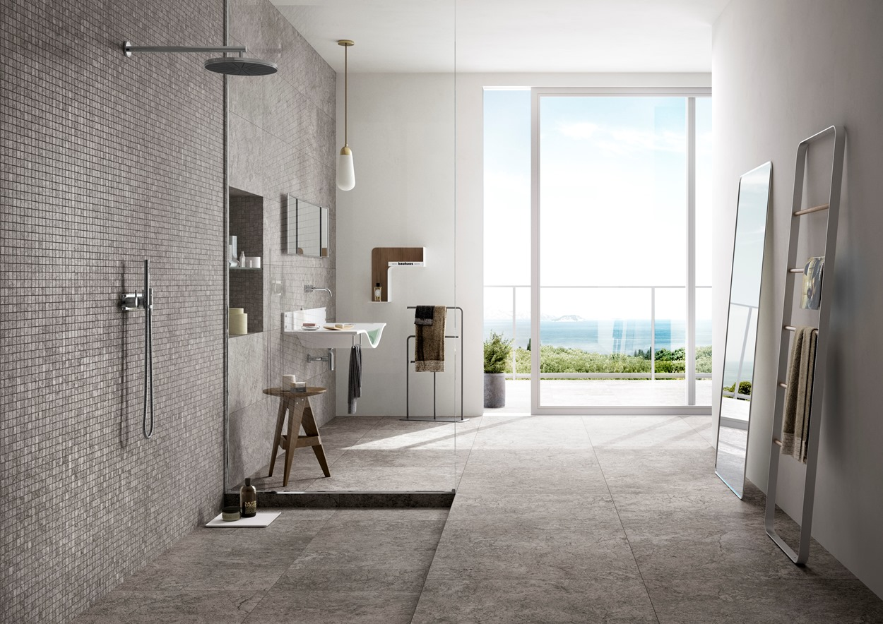 Muretto bagno. stunning vasca bagno muratura comorg net for with