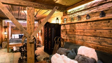 Progettare case di montagna: incastri e giunzioni tradizionali