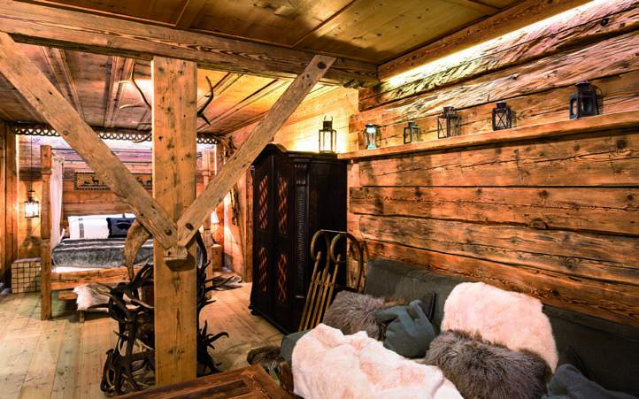 Case Di Montagna Interni : Progettare case di montagna incastri e giunzioni tradizionali