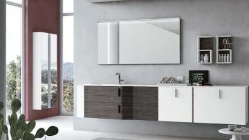 Al Cersaie 2015 Hafro-Geromin presenta il total living bathroom