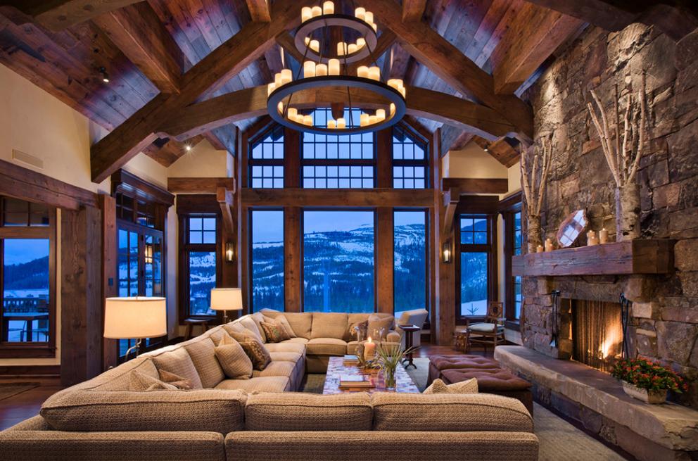 Favoloso Articoli arredamento case di montagna | Architetto.info TX82