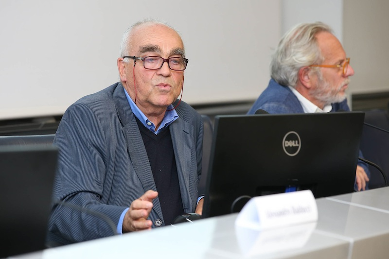Alessandro Balducci al MiArch2015