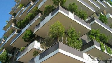 Bosco Verticale – Intervista all'agronomo Laura Gatti