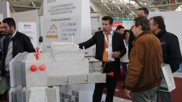 Italcementi a Saie 2015: in mostra quindici nuove soluzioni per il mondo delle costruzioni