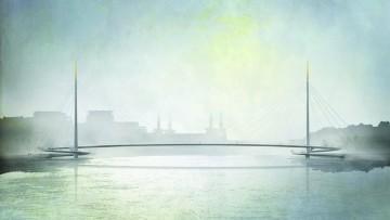 Un nuovo ponte 'minimalista' sul Tamigi