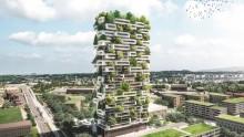 Un 'bosco verticale' per Losanna: Boeri firma la Torre dei Cedri