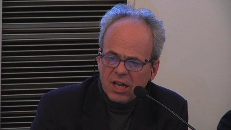 Leopoldo Freyrie, presidente Cnappc