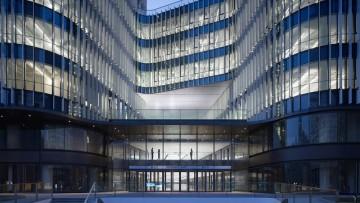 Gmp Architekten a Pechino: il centro direzionale Guanghualu Soho 2