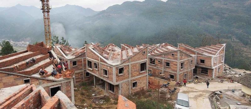 jintai - Rural Urban Framework