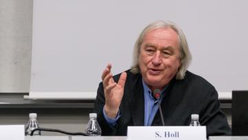 L'architettura è un'esperienza collettiva: intervista a Steven Holl