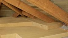 Fibre di legno: un isolante termico naturale
