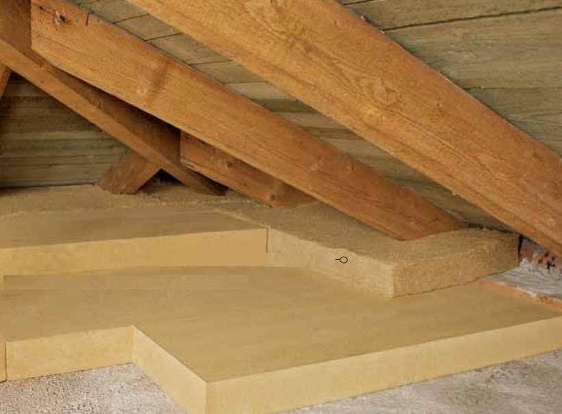 Fibre di legno un isolante termico naturale for Arredi ecosostenibili