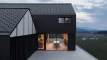 La villa unifamiliare secondo SoNo Arhitekti: House M