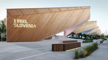 Sono Arhitekti per il  Padiglione sloveno a Expo 2015