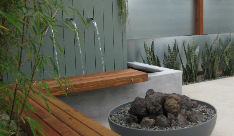 Fontana giardino design zs83 pineglen - Fontane da giardino design ...