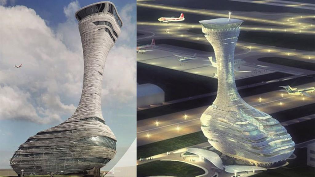 La proposta dello studio RMJM Architects