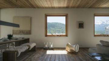 Parisotto + Formenton per un rifugio tra i monti della Val Bernina