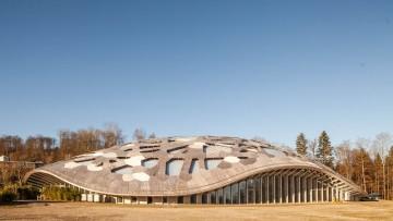 Elephant House: la nuova 'casa' degli elefanti dello zoo di Zurigo
