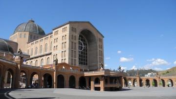 Il Santuario Mariano più grande del mondo è in Brasile e i mosaici sono italiani