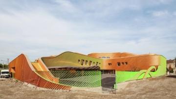 Design a misura di bambino: la scuola progettata da Paul Le Quernec a Saint Denis