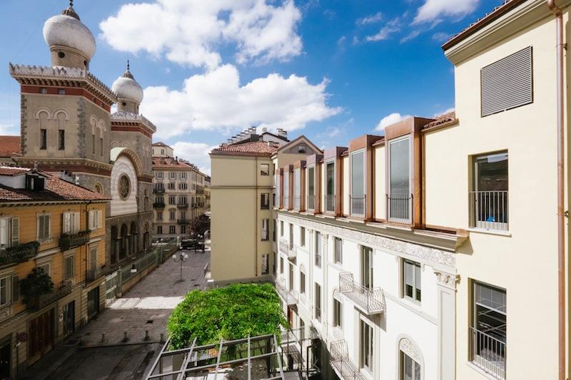 Social housing a torino la residenza temporanea san - Architetti d interni torino ...