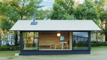 Muji sviluppa la casa prefabbricata firmata in versione minimal