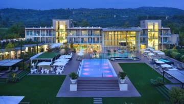CasaClima Awards 2015: l'Aqualux Hotel Spa Suite & Terme di Bardolino