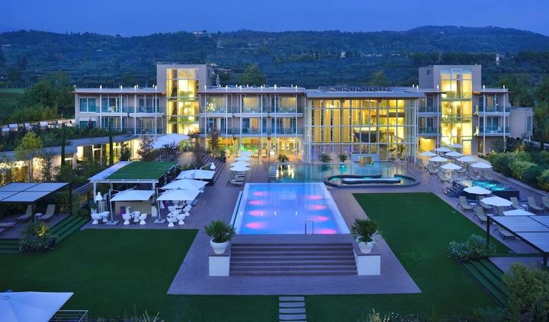 L'Aqualux Hotel Spa Suite & Terme di Bardolino (foto: Henri Del Olmo)