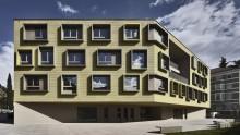 CasaClima Awards 2015: il Centro di riabilitazione psichiatrica di Bolzano