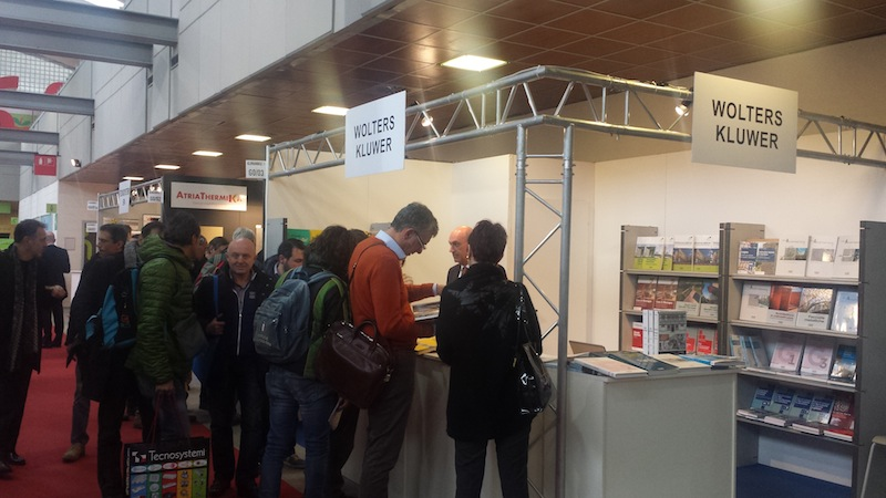 Il nostro stand a Klimahouse 2016