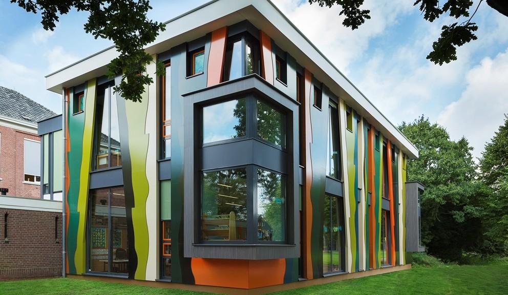 Edificio scolastico a Maasniel (NL)