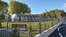 Una nuova scuola per Crevalcore: focus sulla recinzione del nuovo complesso