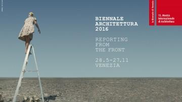Presentata la Biennale di Architettura 2016: la 'frontiera' di Aravena