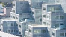 OMA completa la Timmerhuis di Rotterdam, certificata Breeam