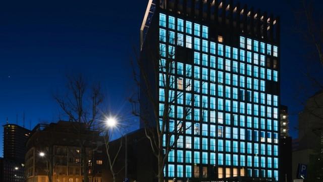 Il LaGare Hotel di Milano è il primo certificato Leed Gold in Italia