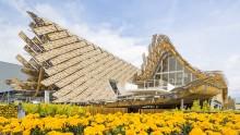 Il padiglione cinese di Expo 2015 tra le migliori opere in legno del mondo – gallery