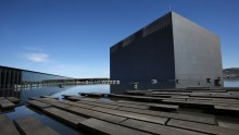 Un involucro edilizio efficiente a base di sughero per il Datacenter PT Covilha