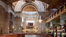 José Ignacio Linazasoro: quando il rudere di una chiesa diventa un centro culturale