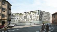 Nuova sede Lavazza a Torino di Cino Zucchi: le tecnologie