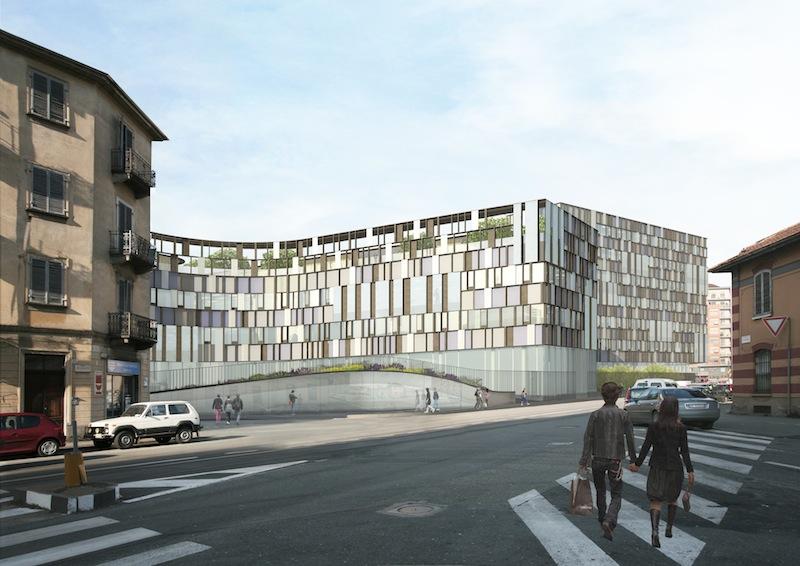 Foto: Cino Zucchi Architetti