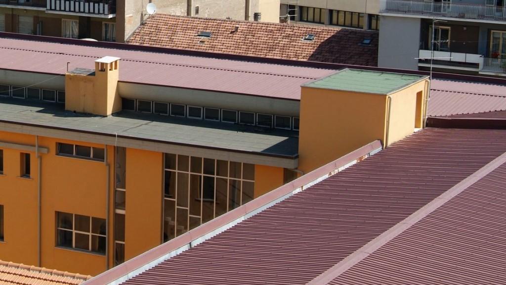 Copertura In Legno Isolata : Il sistema di copertura isolato e ventilato per solai piani